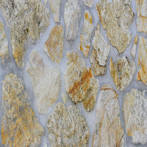 Orange Tufa Rustic