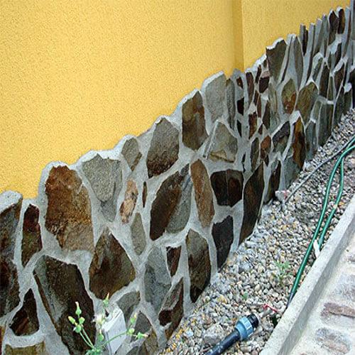 piatra naturala soclu