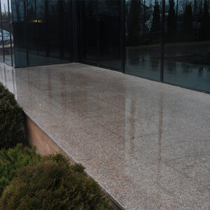 Granit Fiamat Exterior