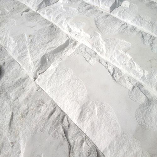 Marmura alba 8×22 cm