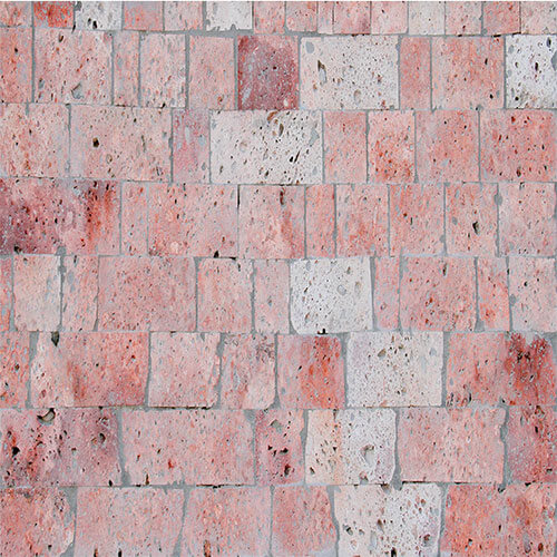 Pink Tufa regulat de 5 cm