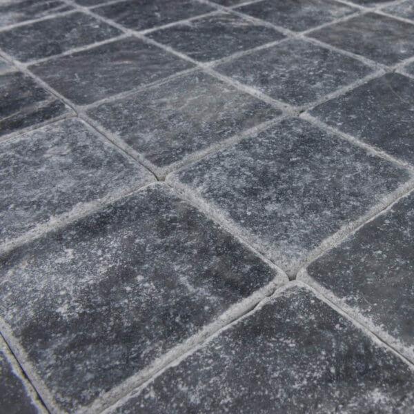 marmura neagra 10×10 cm