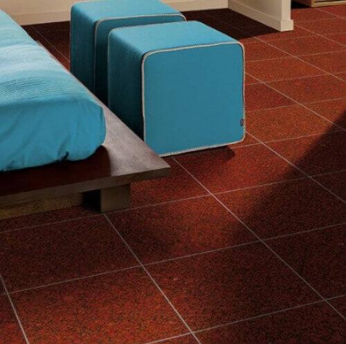 Granit Rosu Lustruit