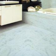 granit alb baie