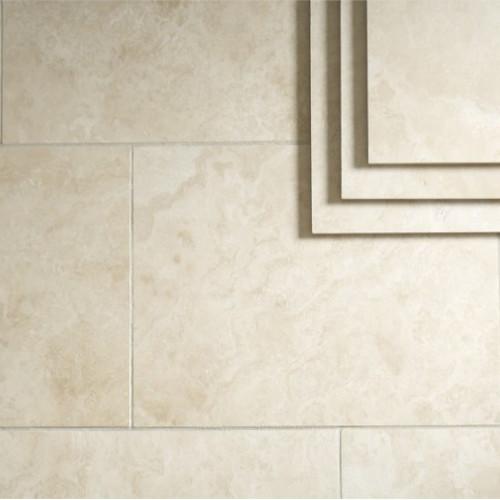 Travertin Light Mat&Chituit Cross Cut 40,6x61x1,2 cm