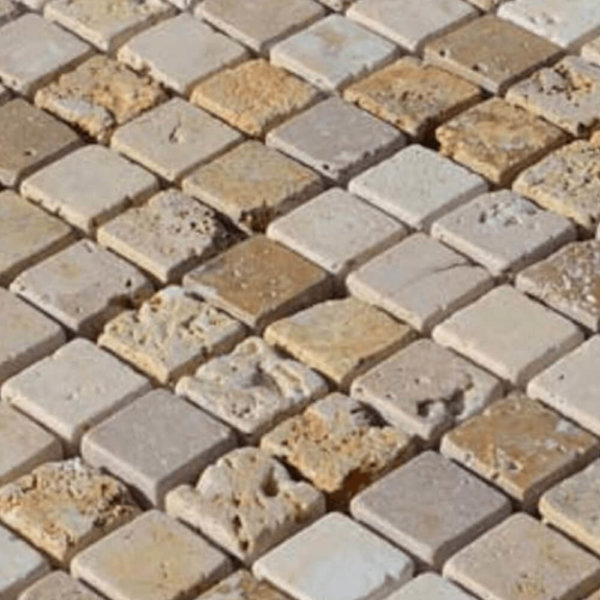 Mozaic-Antichizat-Travertin-Rustic