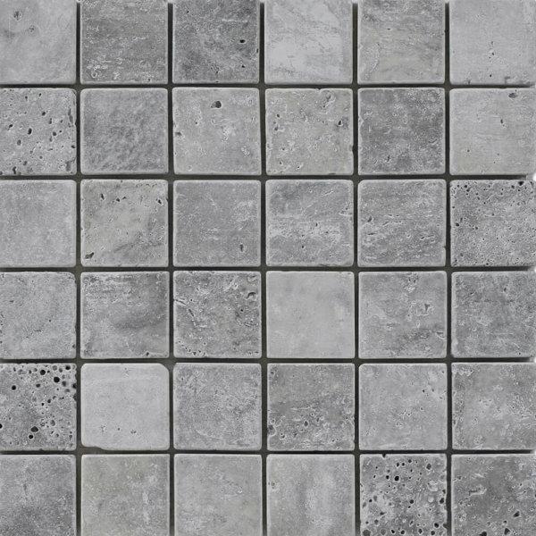Mozaic-Antichizat-Travertin-Silver