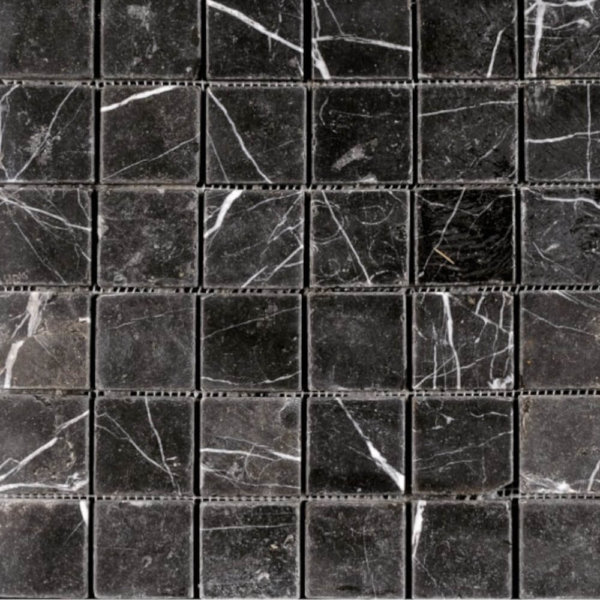 Mozaic-Marmura-Neagra