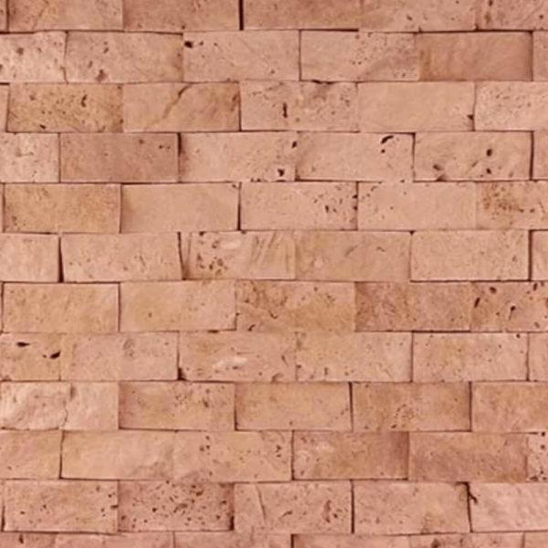 Mozaic-Scapitat-Travertin-Red